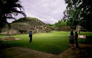 Parque Arqueológico Tazumal